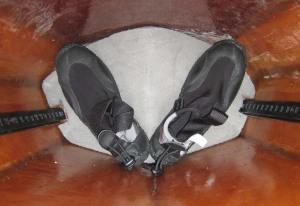 New Foot Pad R