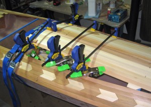 Many Clamps