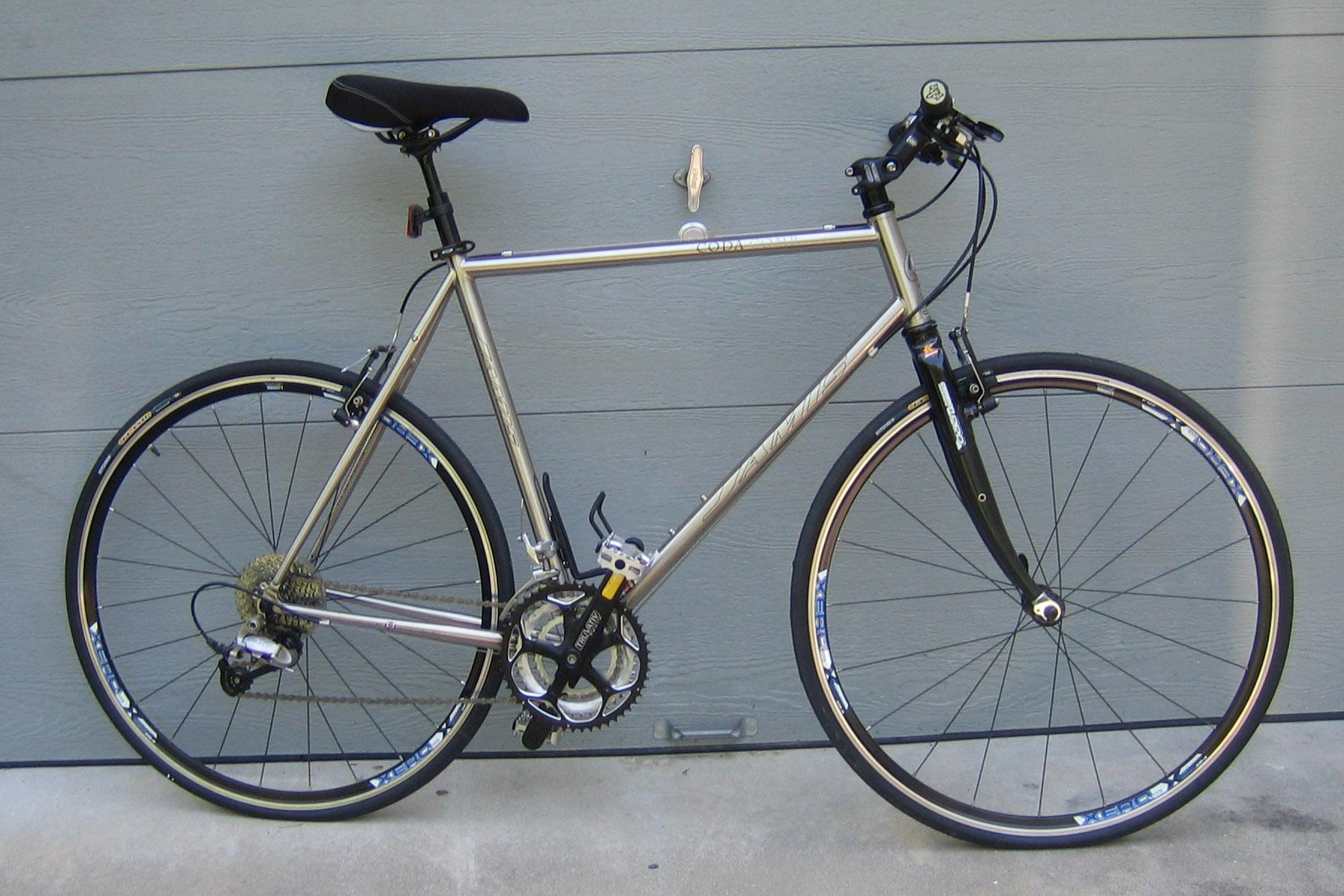 Rebuild vintage bike hub fantasy))))