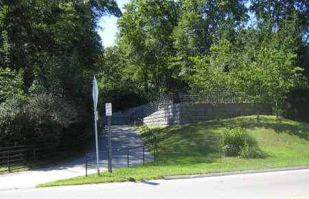 Peacedale Ramp