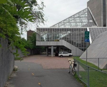 Alewife Station