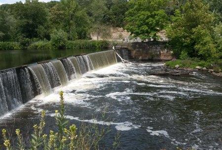 Blackstone Dam
