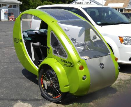 Electric Bike Car