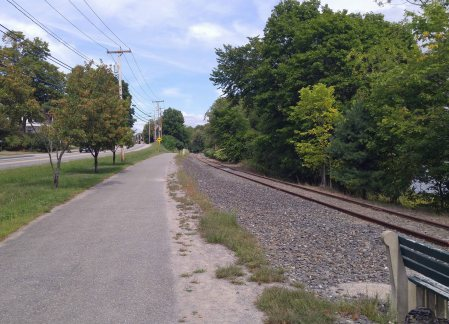 Kennebec Rail and Trail