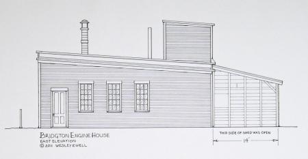 Bridgton Engine House East