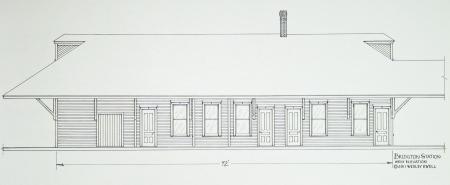 Bridgton Station West B